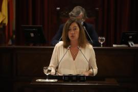 Armengol ordnet Einschränkung von Familientreffen auf Mallorca an