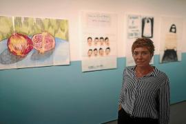 Ausstellung auf Mallorca zeigt Zeichnungen einer Iran-Reise
