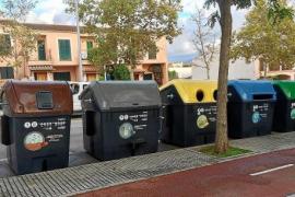Biotonnen bald in Santa Catalina und weiteren Stadtteilen von Palma
