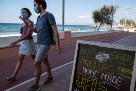 Fast 3000 Maskensünder in Palma abgestraft