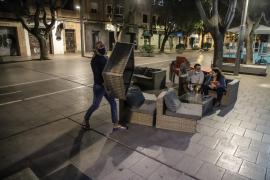 Mallorca kann über Verhängung der Ausgangssperre selbst entscheiden