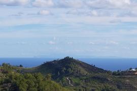 Tolle Aussicht: Mallorca von Ibiza aus zu sehen