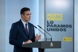 Spanisches Parlament stimmt für Alarmzustand bis Mai