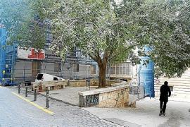 Mittelalterliche Kassettendecke bei Renovierung in Palma entdeckt