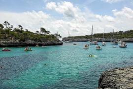 Streit um Ankerverbot für Charterboote auf Mallorca