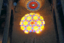 Lichterschauspiel in Kathedrale im Live-Stream schauen