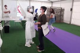 Massentests in Manacor sollen Infektionsgrad im Osten von Mallorca ermitteln
