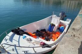 Erneut drei Migrantenboote vor Mallorca entdeckt