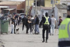 Einwohnerzahl in Drogenviertel Son Banya auf Rekordhoch