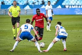 Real Mallorca verpasst Sieg in Saragossa