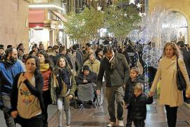 Weihnachtsgeschäft in Palma soll nach draußen verlegt werden