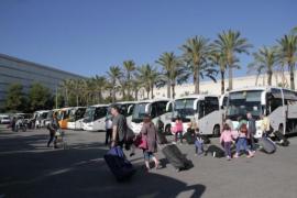 Reiseunternehmen verkleinern Busflotte auf Mallorca