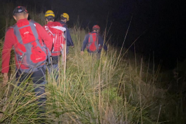 Feuerwehr rettet deutsche Wanderer am Puig de Galatzó