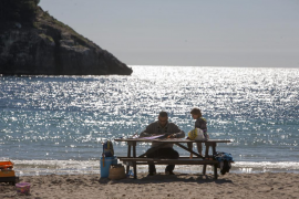 Zum Wochenende wird es sommerlich auf Mallorca