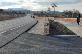 Neue Umgehungsstraße in Algaida eröffnet