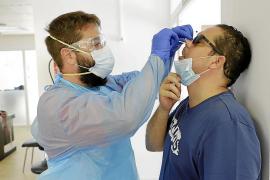 Labor in Palma macht Coronatests mit Speichelproben
