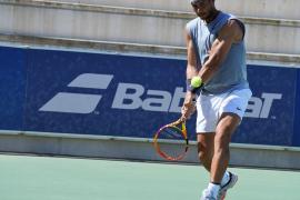 Rafael Nadal feiert seinen 1000. Sieg