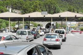 Mautstelle vor Sóller-Tunnel auf Mallorca wird entfernt