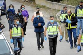 Mörder in Palma de Mallorca fürchtet Rache