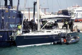 Hohe Haftstrafe für Drogenschmuggel auf Mallorca gefordert