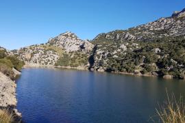 Stauseen auf Mallorca mit 62 Prozent Füllung in Vor-Alarmstufe