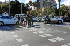 Frisierte E-Scooter machen Palmas Straßen unsicher
