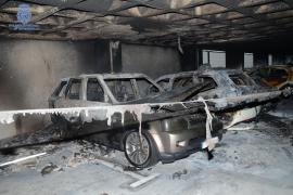 Schweizer soll Feuer im Airport-Parkhaus auf Mallorca gelegt haben
