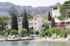 Hoteliers verärgert über verunreinigtes Meerwasser vor Port de Pollença
