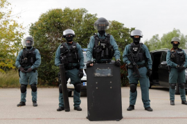 Das ist der härteste Polizei-Trupp auf Mallorca