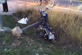 Harley-Davidson-Fahrerin und Sohn bei Unfall auf Mallorca schwer verletzt