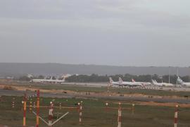 British Airways parkt wegen Corona 21 Jets auf dem Mallorca-Flughafen