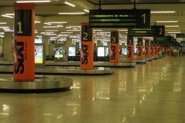 Ankunftsbereich im Flughafen von Mallorca wird gründlich umgestaltet