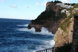 Kaltfront bringt am Freitag Temperatursturz nach Mallorca