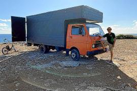 """Wohnmobil """"scharfe Schnute"""" – ein Jahr Mallorca auf vier Rädern"""