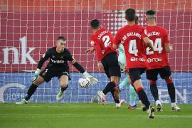 Real Mallorca verpasst Sprung an die Spitze