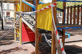 Spielplätze auf Mallorca wieder freigegeben