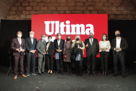 MM-Schwesterzeitung Ultima Hora vergibt Preise an verdiente Bürger
