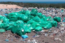 Mallorca ist Spanien-Meister bei der Menge von Müll