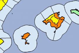 Warnstufe Orange wegen erwarteter heftiger Regenfälle für Mallorca ausgerufen