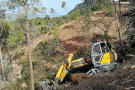 Wirbelsturm-Schäden im Westen von Mallorca noch nicht beseitigt