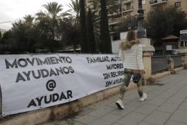 Deutscher initiiert ungewöhnliche Plakataktion in Palma de Mallorca
