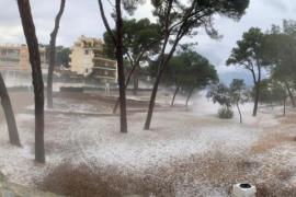 Heftige Unwetter suchen Mallorca heim