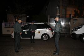 Polizisten lösen Party mit mehr als 100 Personen auf Mallorca auf
