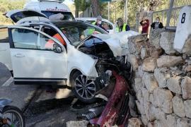 Verkehrsunfall mit drei Schwerverletzten auf Mallorca