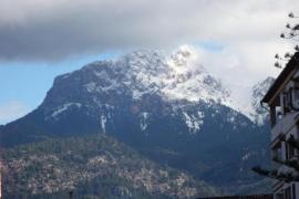Erster Schnee auf Mallorca erwartet