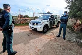 Polizisten suchen auf Mallorca-Fincagelände Leiche von wohl ermordetem Mann