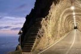 Letzter Tunnel auf Mallorca mit Beleuchtung ausgestattet