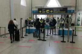 Zum Brückenwochenende 434 Flüge auf Mallorca sowie PCR-Tests programmiert