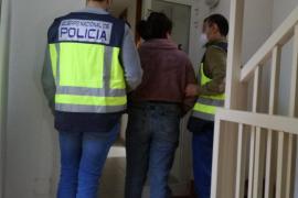 Filmreifer Fluchtversuch nach mehreren Einbrüchen in El Molinar