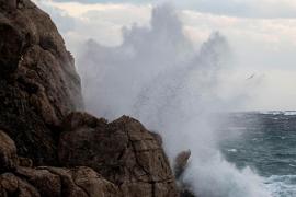 Warnstufe Gelb bei zeitweise starken Windböen auf Mallorca